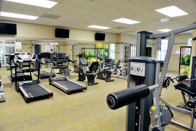 A view of the fitness room at the Shaker Pointe at Carondelet, an independent living community on Monday, June 8, 2015, in Watervliet, N.Y. In late May, 56 new units were finished which brings the total number of units from phase one and phase two to 162.     (Paul Buckowski / Times Union) Photo: PAUL BUCKOWSKI / 00032130A