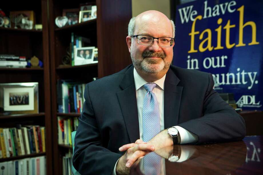 Martin Cominsky, director of the Anti-Defamation League's southwest division, will head Interfaith Ministries of Greater Houston. Photo: Brett Coomer, Staff / © 2015 Houston Chronicle