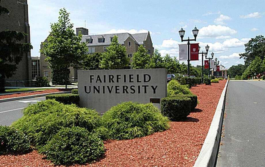Fairfield University is ranked ninth on a new survey of Roman Catholic universities and colleges in the U.S. Photo: Contributed Photo / Contributed Photo / Fairfield Citizen