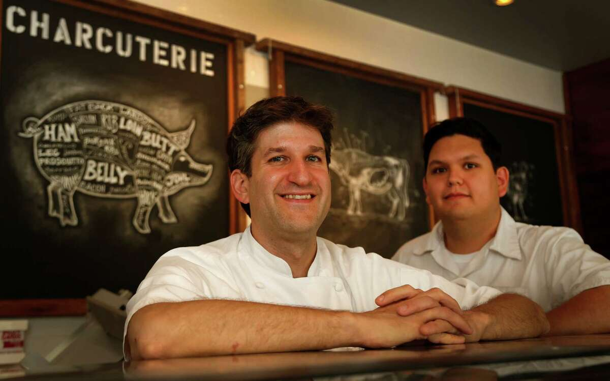 Ryan Pera and chef de cuisine Vincent Huynh developed the menu for Revival Market's new dinner service.