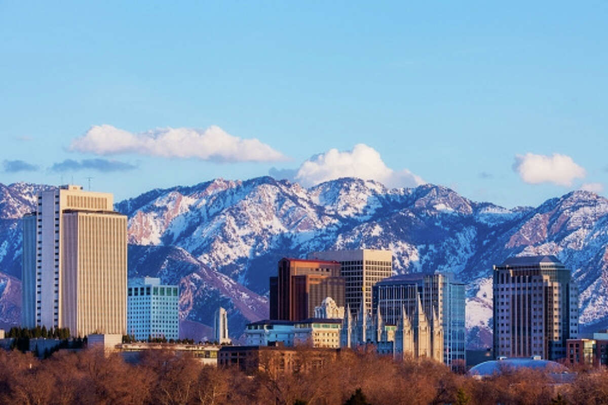 8. Utah Population living in urban areas: 90.6% Largest city: Salt Lake CityPopulation of largest city: 189,267Source: 24/7 Wall St.
