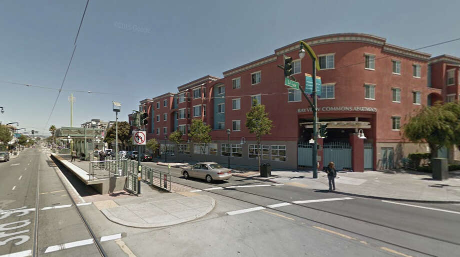 James Collins was killed in a shootout on Sunday near Third Street and La Salle Avenue in San Francisco. Photo: Google Maps
