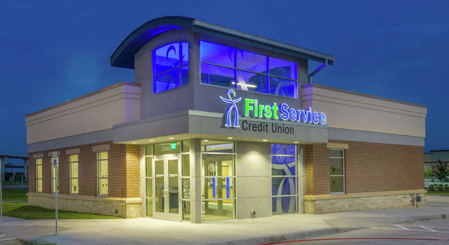 First Service Credit Union has opened a branch in the Katy area.