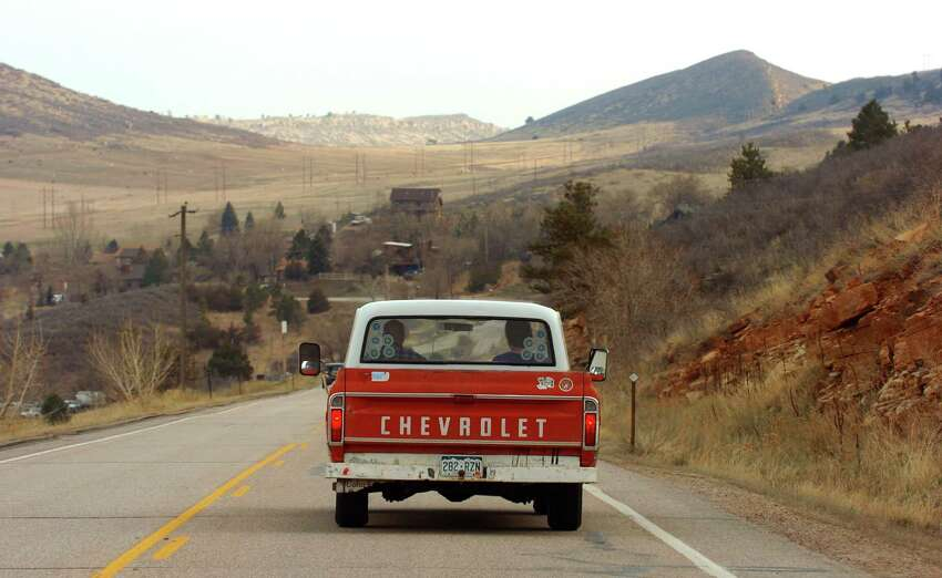 First we look at the top 10 stolen vehicles in Washington.10. Chevrolet pickup (small size)