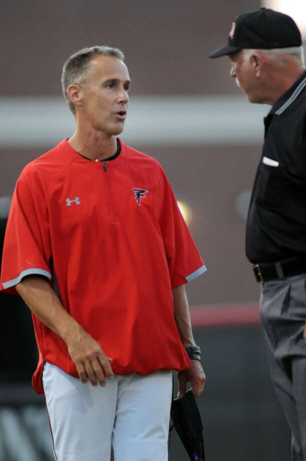 Huffman Head Coach Tom DeBerry Photo: Jerry Baker, Freelance
