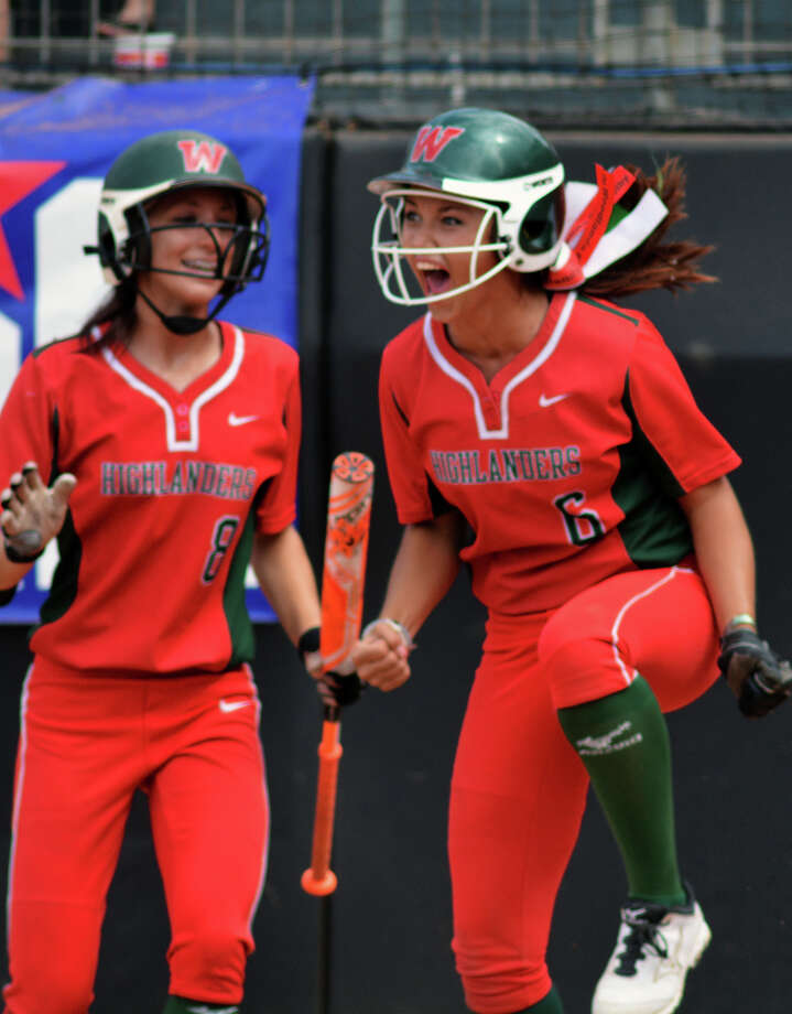 The Woodlands capped the 2014-15 school year by making the state softball tournament, adding to its area-best accomplishments in Class 6A. (Photo by Jerry Baker/Freelance) Photo: Jerry Baker, Freelance