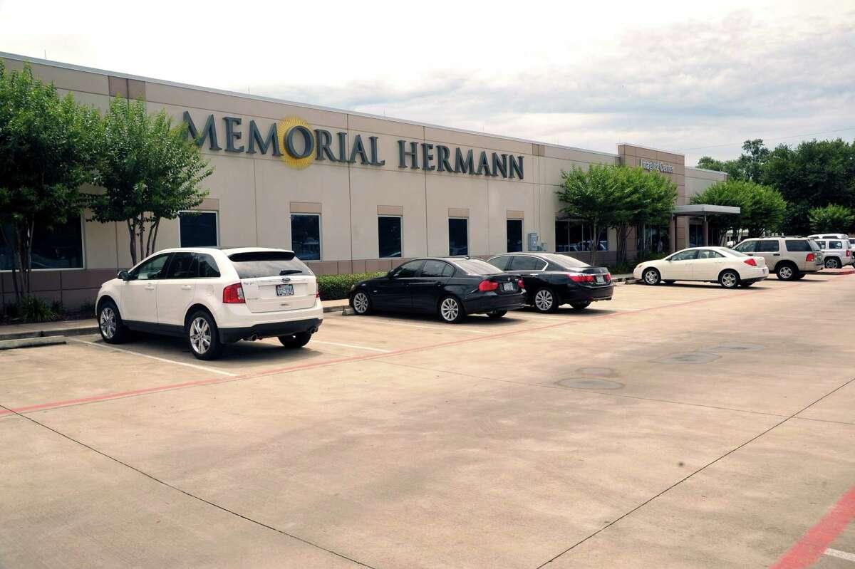 Memorial Herman's new Medical Clinic at 13114 FM 1960.
