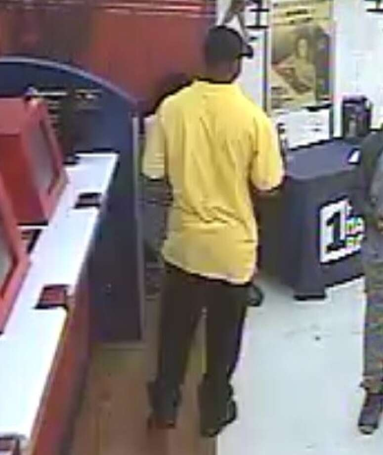 Federal officials are looking for a sharp-dressed man suspected of robbing two banks in recent days in the Houston area. Photo: FBI