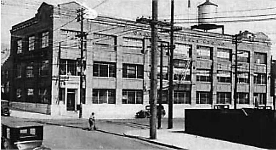 You can bet when the Remier Radio Factory at 19th and Bryant made table radios in the 1930s, radio wasn't inundated with commercials. Further proof of changing times: The building is now loft condominiums with a one-bedroom unit leasing for $3,950 a month. Photo: Remier