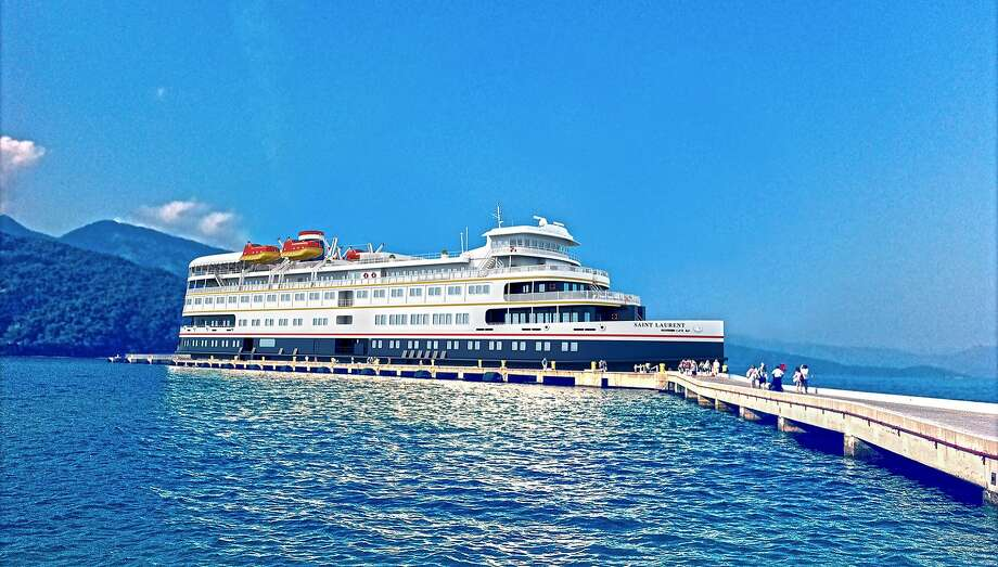 The new, 210-passenger MS Laurent will sail four itineraries for Haimark Line this summer, including coastal New England, Great Lakes and voyages between Chicago and either Montreal or Toronto. Photo: Haimark Line