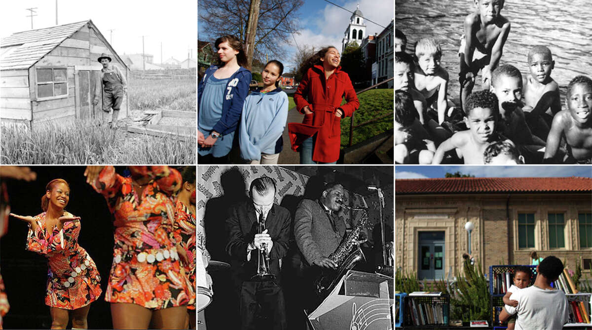 Click through for a look back at the heart of Seattle's Central District -- the Mann, Minor and Atlantic neighborhoods. Photos presented here come from the Seattle Municipal Archive, the Washington Museum of History and Industry and the seattlepi.com archive.