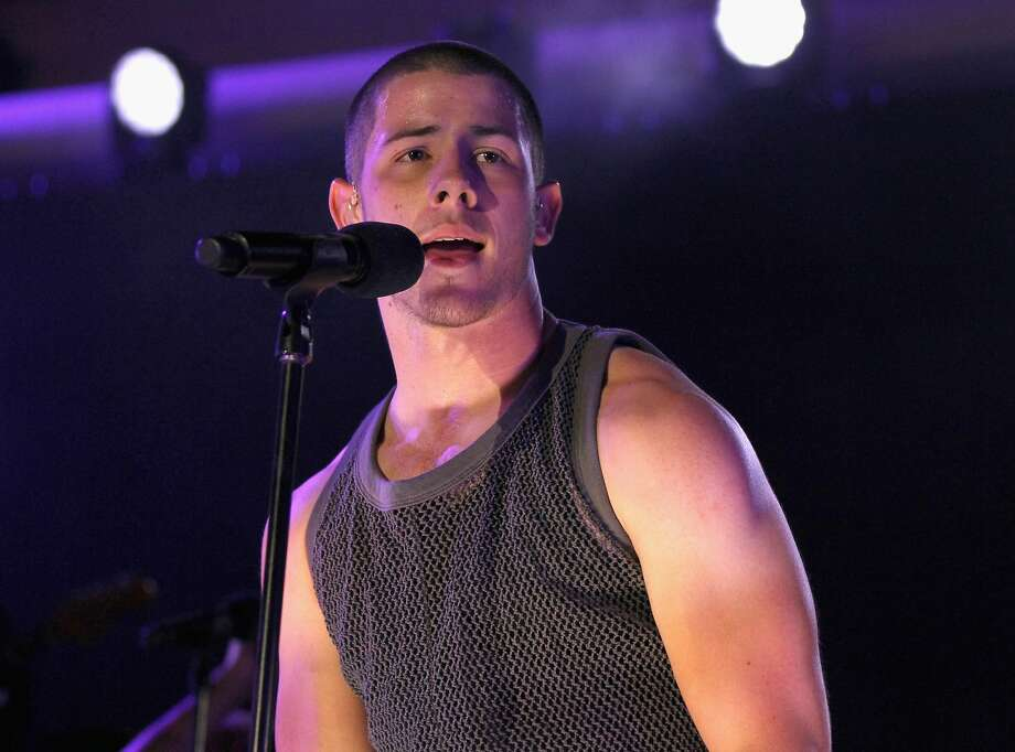 Nick Jonas Photo: Isaac Brekken, Getty Images For IHeartMedia