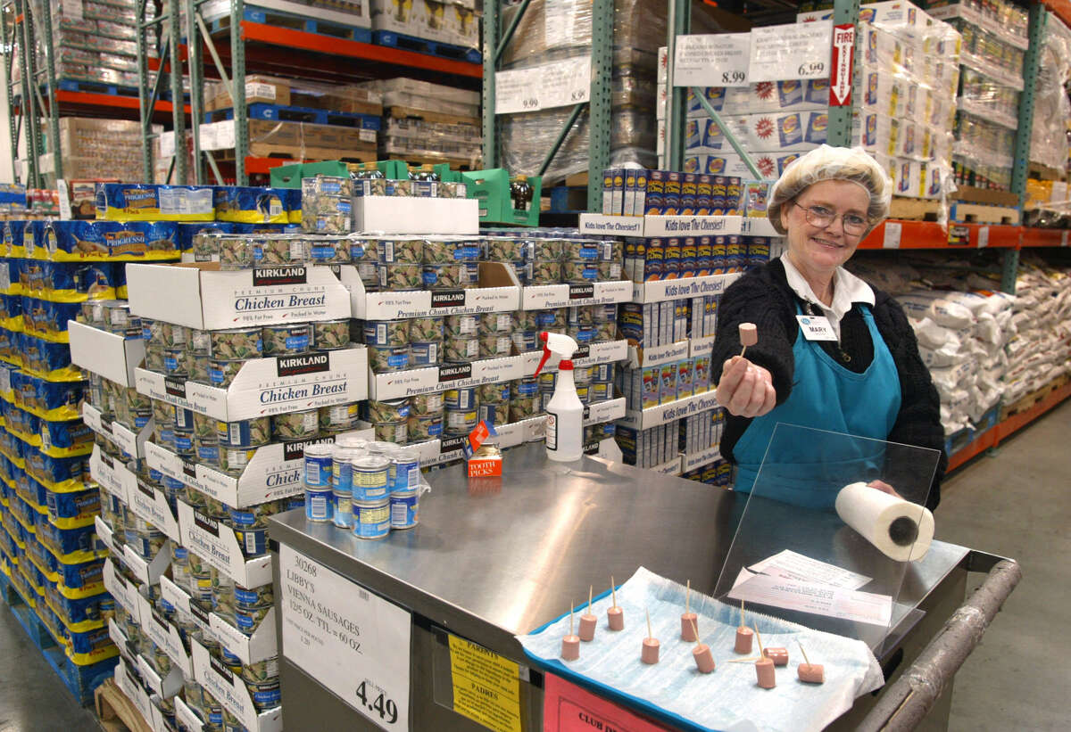 If you're trying to maximize your sample intake, Ingram recommends heading to Costco on the weekends, when