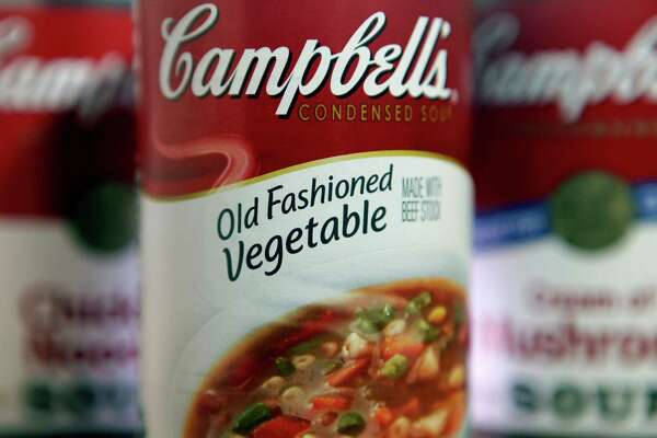 Campbell has seen sales of canned soups decline as Americans shift toward foods they feel are fresher.