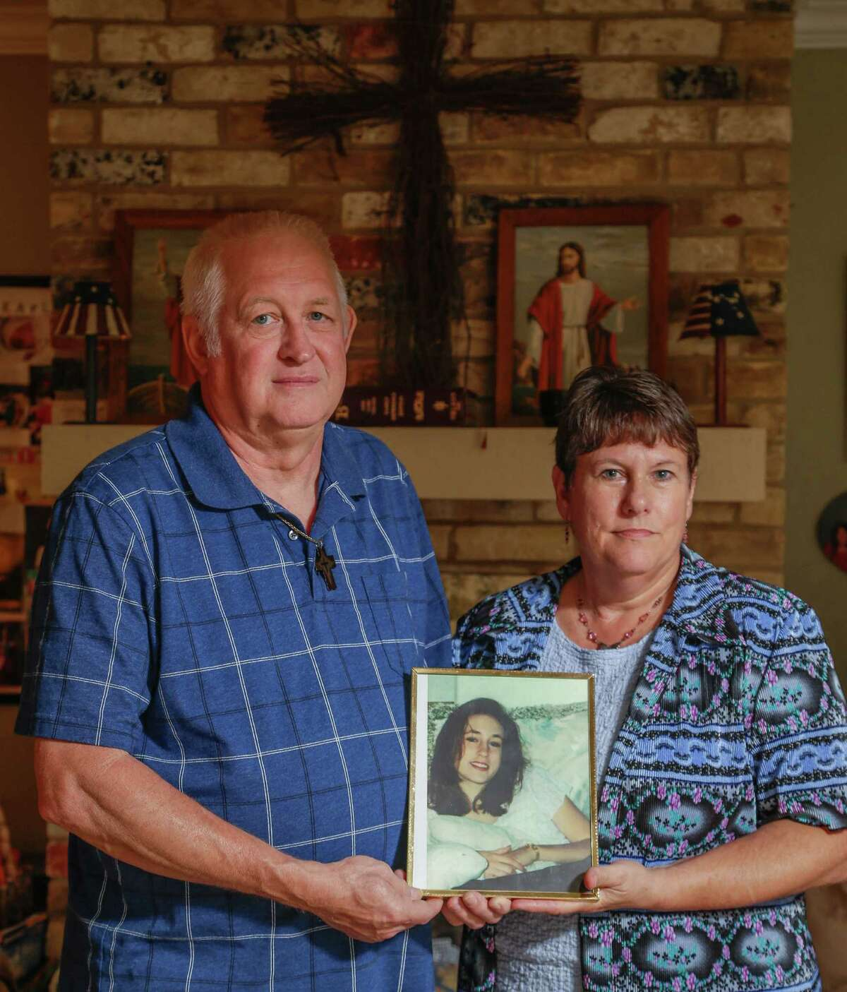 Charles and Sandy Trotter, parents of the slain student, say killer Larry Ray Swearingen has become a poster boy for those opposed to the death penalty.