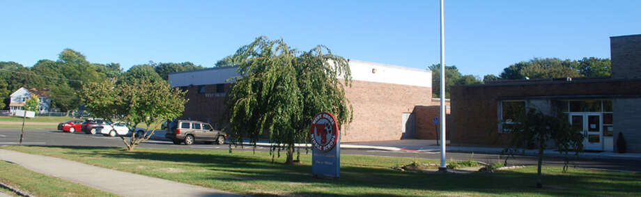 West Shore Middle School in Milford is closed on Wednesday, June 10, 2015 because of an unspecified threat made to the school. Photo: Milford Public Schools Photo.