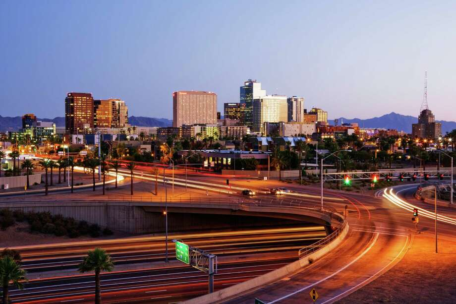 The best cities in America for renters, 201610.Phoenix-Mesa-Scottsdale, ArizonaAverage monthly rent: $880Mortgage payment v. rent: $343 cheaper to rentYear-over-year change in rent: 6.7%Apartment vacancy rate, Q4 2015: 4.6%Source: Forbes Photo: Jeremy Woodhouse, Getty Images / (c) Jeremy Woodhouse
