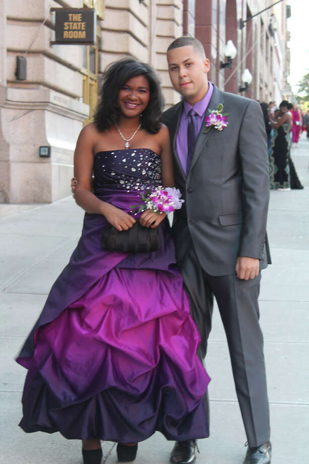Were you Seen at Albany High School's Senior Prom held at 90 State Street in Albany on Saturday, June 6, 2015? Photo: Sentaria Murray