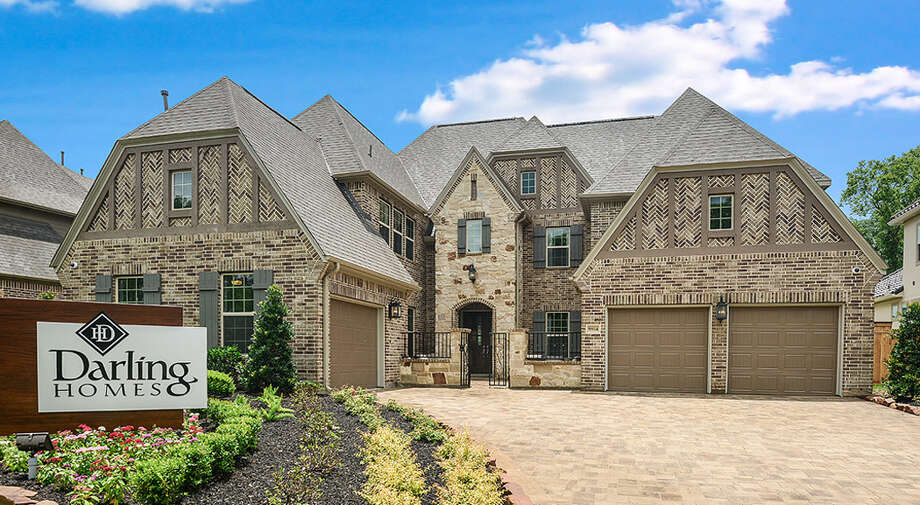 Darling Homes has opened a new model home in Village of Sawmill Lake. Photo: Darling Homes