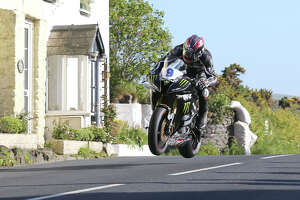 Isle of Man TT: The world's most bonkers motorcycle race - Photo