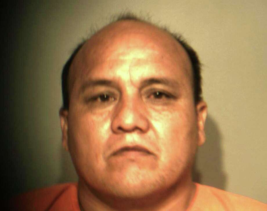 Cirilo Castillo Jr., a 45-year-old Alamo resident with a history of performing sexual acts on horses, was found injured in a barn in Edinburg at around 7 am. Feb. 17 when the barn's owner fed her horses, according to a Hidalgo County Sheriff's Office news release. Investigators believe a horse kicked Castillo as he tried to perform a sex act, causing the injury. Photo: Hidalgo County Sheriff's Office
