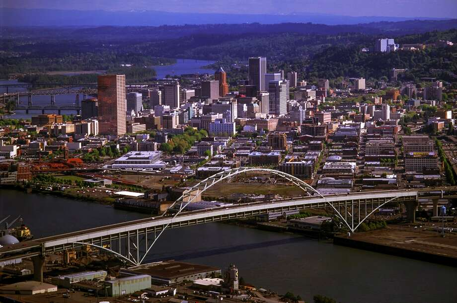 Where millennials can't afford homes13. Portland, Ore.Median home value: $290,225Median millennial earnings: $37,703