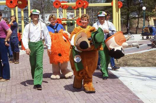 Hanna Barbera Land Spring1984 1985the Theme Park Was