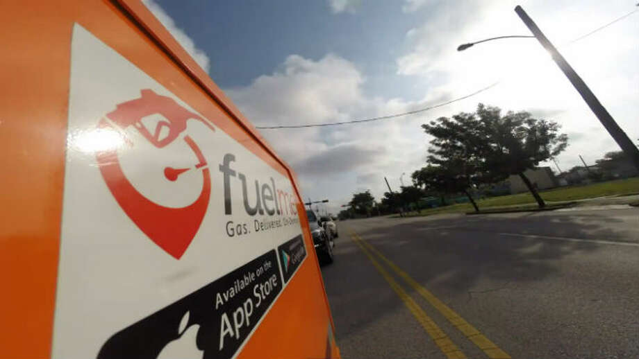 A smart phone app called FuelMe, available in both the iPhone and Android markets, gets gasoline delivered and pumped to your vehicle on demand. You simply sign up for the app, include payment information, and the app will dispatch an associate to your vehicle and fill it with gasoline for a $5 charge plus the price of the fuel. For now the app only services the University of Houston campus and a handful of corporate clients, but they hope to change that as the service gains traction and popularity. Photo: FuelMe