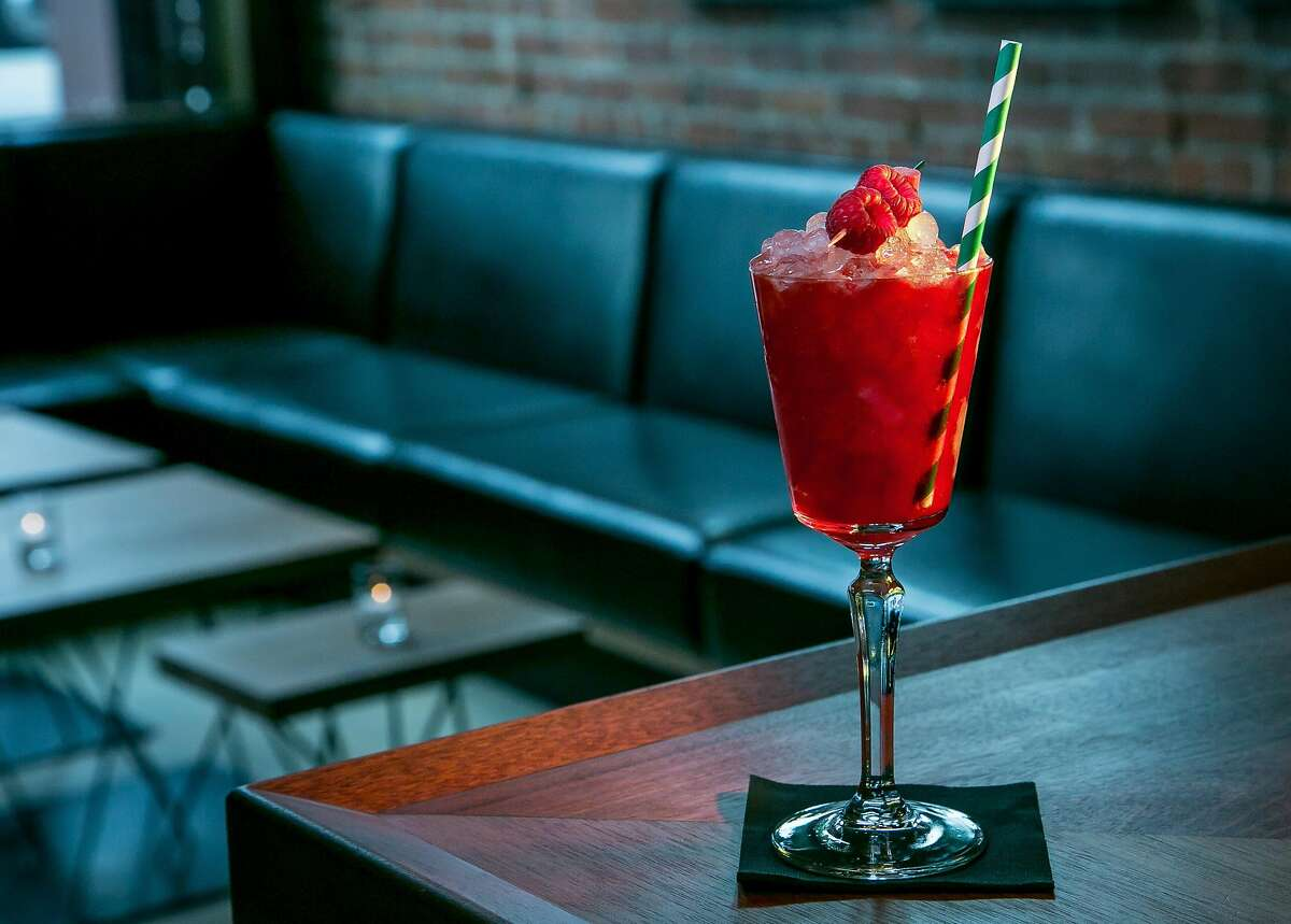 The El Vampiro cocktail at Forgery in San Francisco, Calif., is seen on June 9th, 2015.