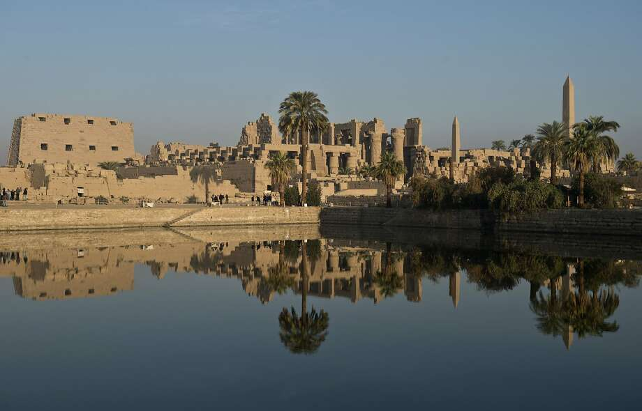 The Temple of Karnak, in the town of Luxor, is visited by millions every year. No tourists were hurt in the attack, and no monuments were damaged. Photo: Khaled Desouki, AFP / Getty Images