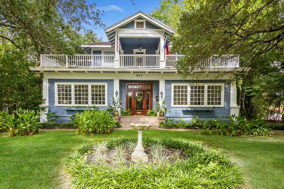100 Year Old Homes For Sale In And Around Houston