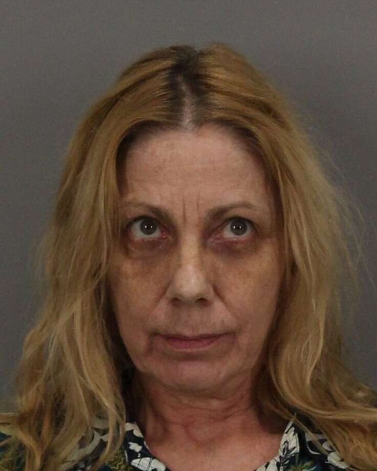 Jennifer Louise Gause, 55, of East Palo Alto, was arrested Tuesday morning in Palo Alto after allegedly breaking into a woman's home while she slept and demanding her car keys at knife-point. Photo: Courtesy, Palo Alto Police Department