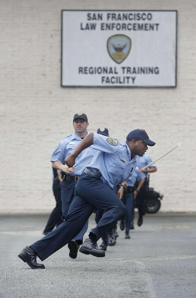 san francisco police academy