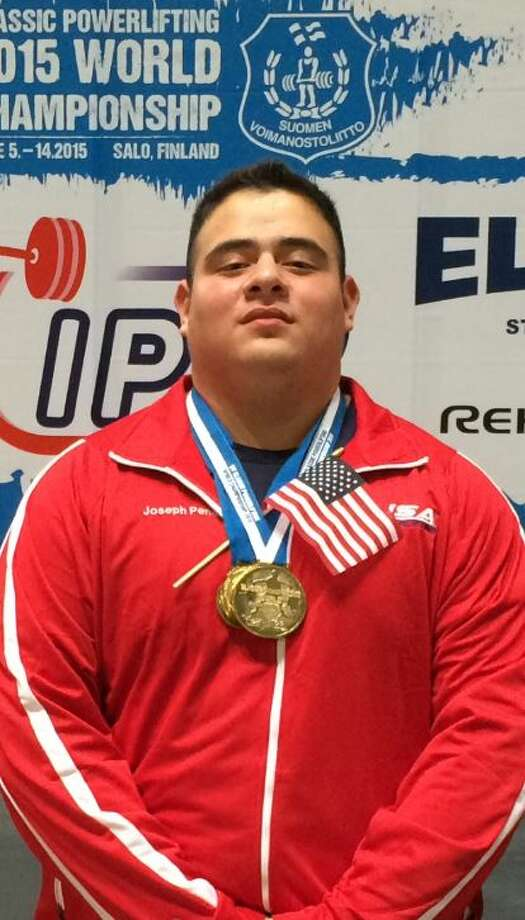 A 16-year-old native San Antonio traveled to Salo, Finland on a heavy mission to break powerlifting records, and he was successful.