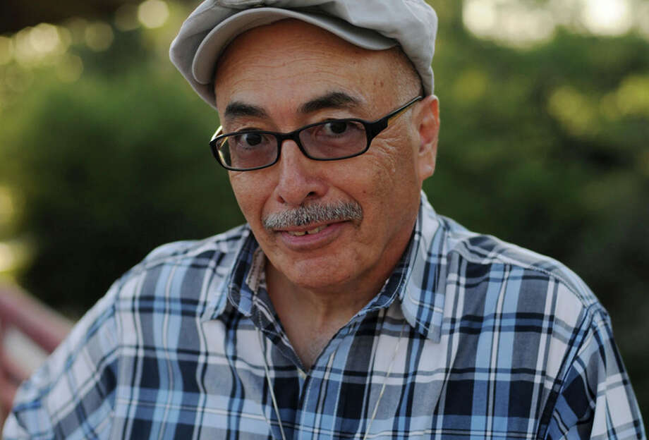 Juan Felipe Herrera has written 28 books of poetry, young adult novels and children's collections.
