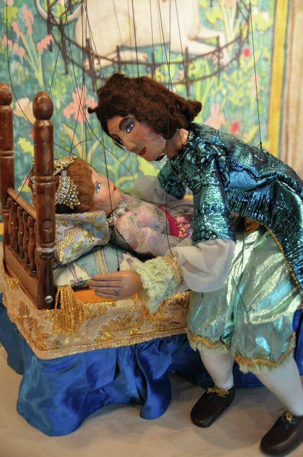 """The Youth Services department at Fort Bend County Libraries' Bob Lutts Fulshear/Simonton Branch Library will present a marionette puppet show, """"Sleeping Beauty & the Handsome Prince,"""" at 3 p.m. Tuesday, June 16. Photo:  Courtesy Of Jean Kuecher"""