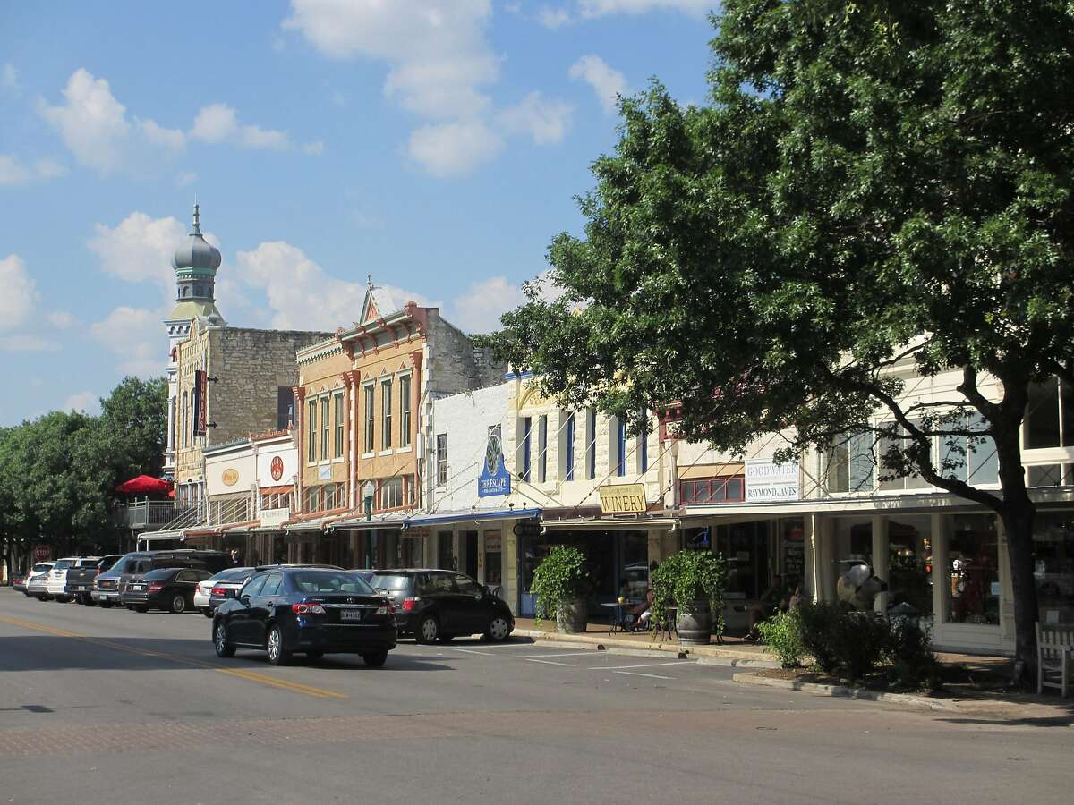 Williamson County Notable cities and towns: Georgetown Rank in Texas: 24
