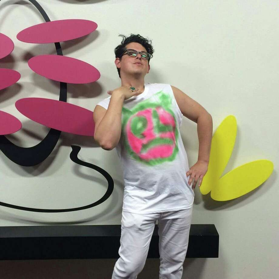 Singer-songwriter Pink Leche will take part in the Queers-N-Beers event at Uptown Studio. Photo: Courtesy Photos