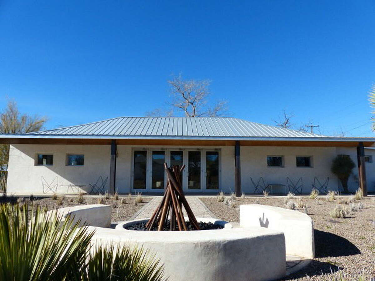 303 E. Texas St., Marfa, Texas 79843 Price: $895,000 Bedrooms: 1 Bathrooms: 1  Home size (square feet): 2,319  Lot size (acres): 0.31  Source: Trulia
