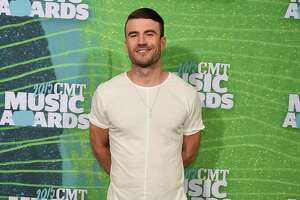 NASHVILLE, TN - JUNE 10:  Sam Hunt attends the 2015 CMT Music awards at the Bridgestone Arena on June 10, 2015 in Nashville, Tennessee.
