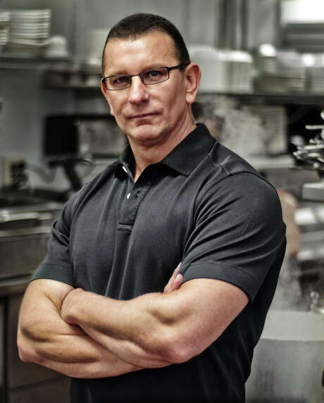 "Chef Robert Irvine will be at what he calls an interactive and busy show, ""Robert Irvine Live at the Tobin Center. Photo: Courtesy Chris Potter"
