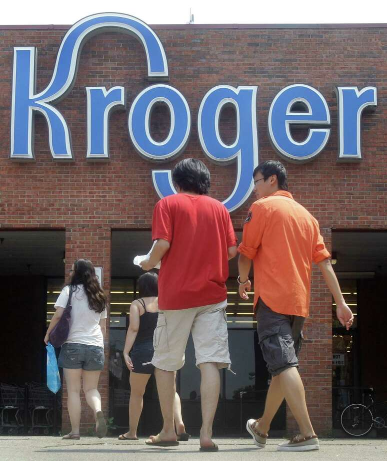 Ohio - The Kroger Co.Location: Cincinnati, OhioRevenue: $108.46 billionThe Kroger Co. is a grocery retailer with more than 2,600 stores in 34 states. While food stores are its primary business, the company also operates jewelry stores and manufacturing facilities.Source: Broadview Networks, Hoover's Inc., Fortune Photo: Al Behrman, AP Photo / AP