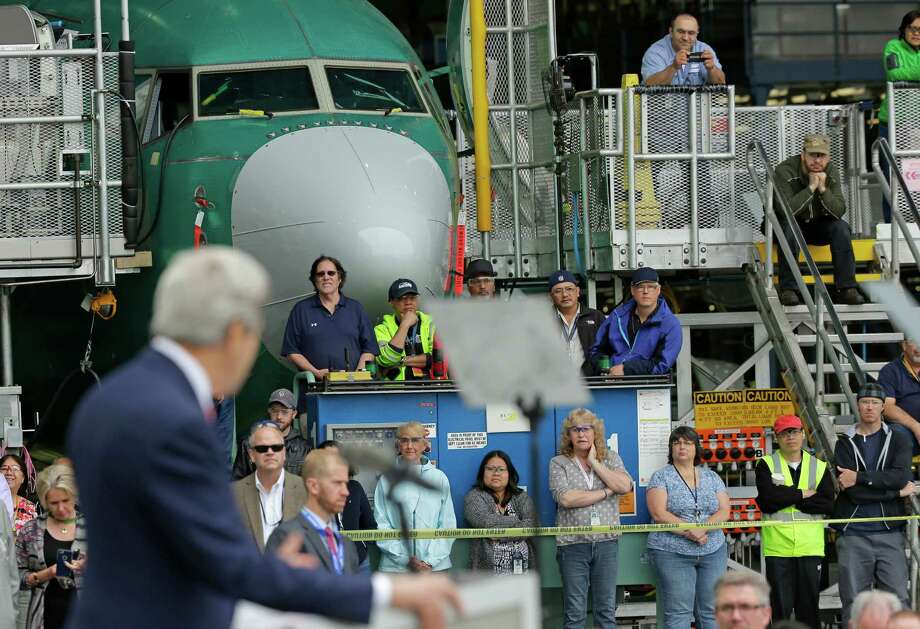 Illinois - The Boeing CompanyLocation: Chicago, IllinoisRevenue: $90.76 billionAerospace company Boeing makes commercial jetliners and defense, space and security systems.Source: Broadview Networks, Hoover's Inc., Fortune Photo: Ted S. Warren, AP Photo / AP