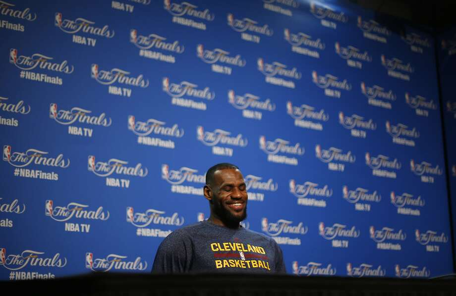 Cavaliers star LeBron James is heading ingot Derek Jeter territory on the likability meter. Photo: Paul Sancya, Associated Press