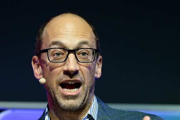 FILE - JUNE 11: According to reports, Dick Costolo is stepping down as Chief Executive Officer of Twitter effective July 1st, and will be replaced by Jack Dorsey as Interim CEO, June 11, 2015. LAS VEGAS, NV - JANUARY 08:  Twitter CEO Dick Costolo speaks during the Brand Matters keynote address at the 2014 International CES at The Las Vegas Hotel & Casino on January 8, 2014 in Las Vegas, Nevada. CES, the world's largest annual consumer technology trade show, runs through January 10 and is expected to feature 3,200 exhibitors showing off their latest products and services to about 150,000 attendees.  (Photo by Ethan Miller/Getty Images)