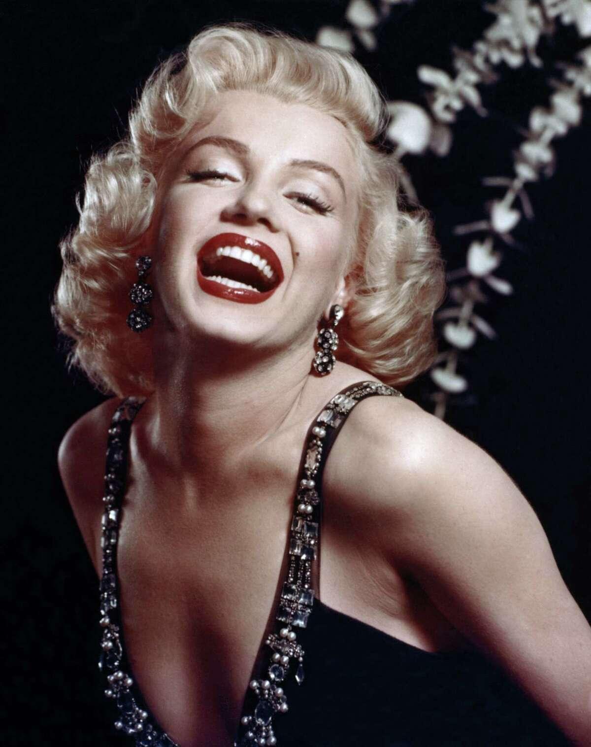 Marilyn Monroe First time December 1953