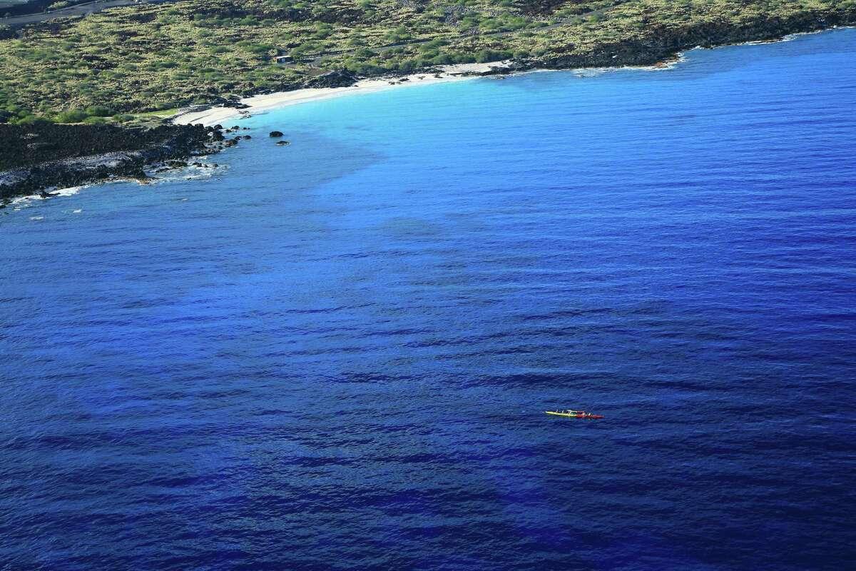 15. Manini'owali Beach on Kuna Bay: Kailua-Kona, Hawaii