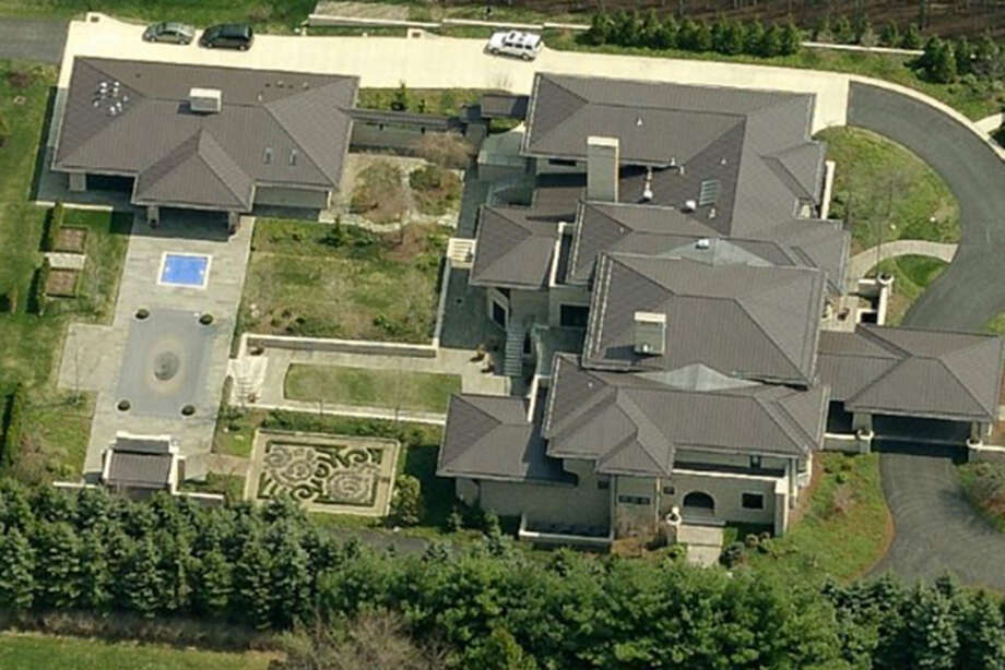 LeBron James' Akron, Ohio compound Photo: Trulia