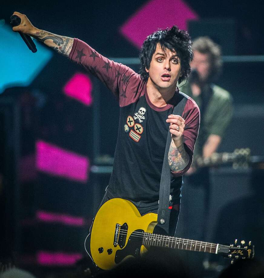 billie joe armstrong 2016