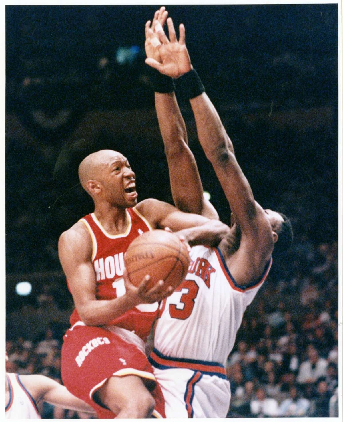 1994: Sam Cassell, Rockets He established himself as a clutch player as a rookie. In Game 3 of the 1994 FInals at New York, Cassell buried a 3-pointer in the final minute to give the Rockets a one-point lead and eventual win that restored Houston's home-court advantage in a series the Rockets won in seven games for their first title.